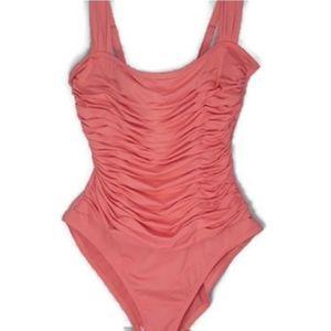 BLEU by Rod Beattie One-Piece Swimsuit sz 8